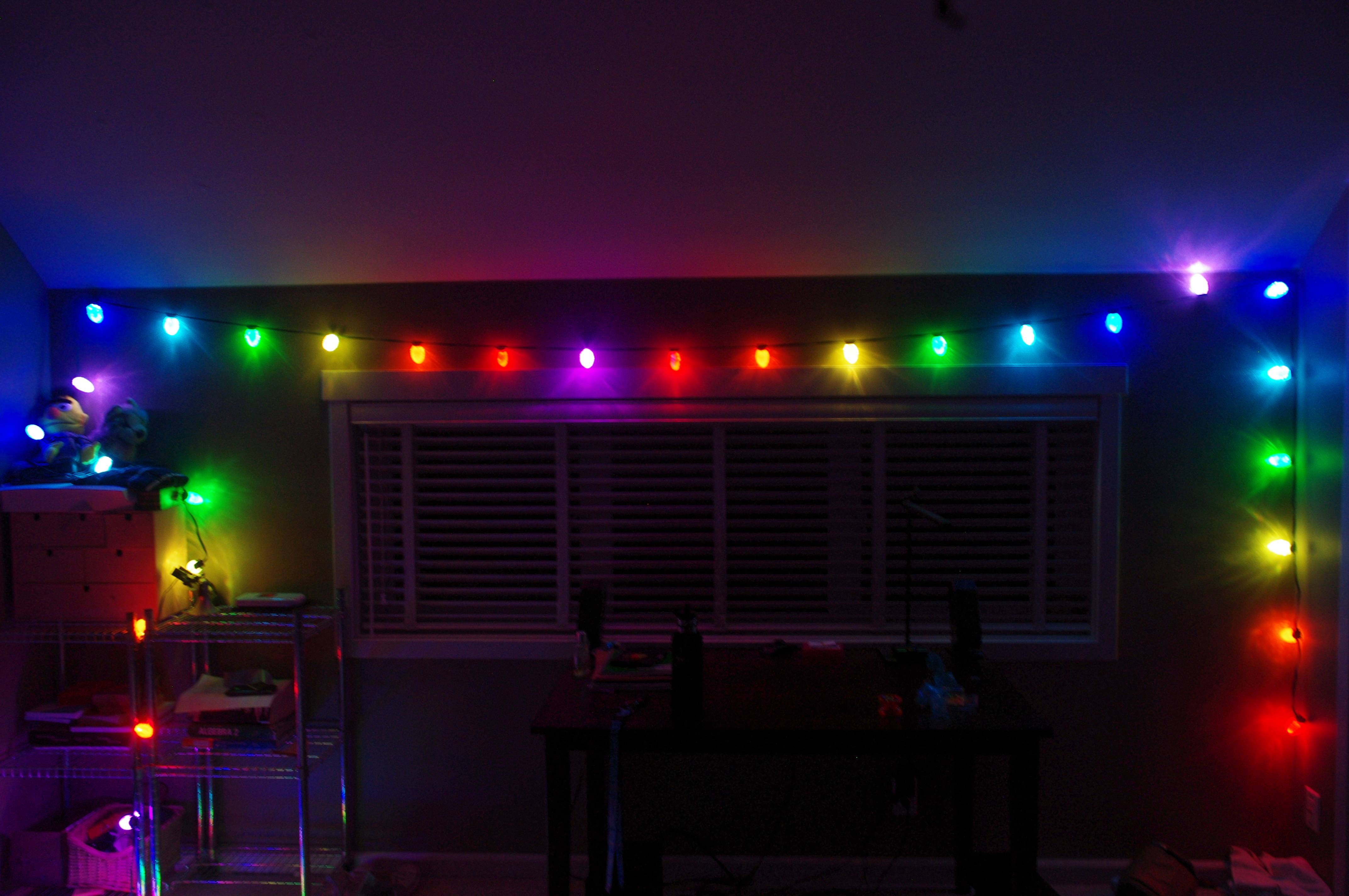 Arduino christmas lights decoratingspecial
